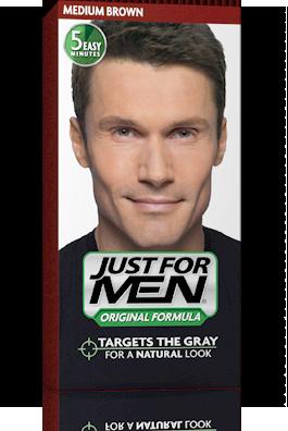 Just for Men Original Formula Shampoo-in Haircolor Medium Brown