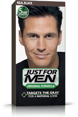 Just for Men Original Formula Shampoo-in Haircolor Black